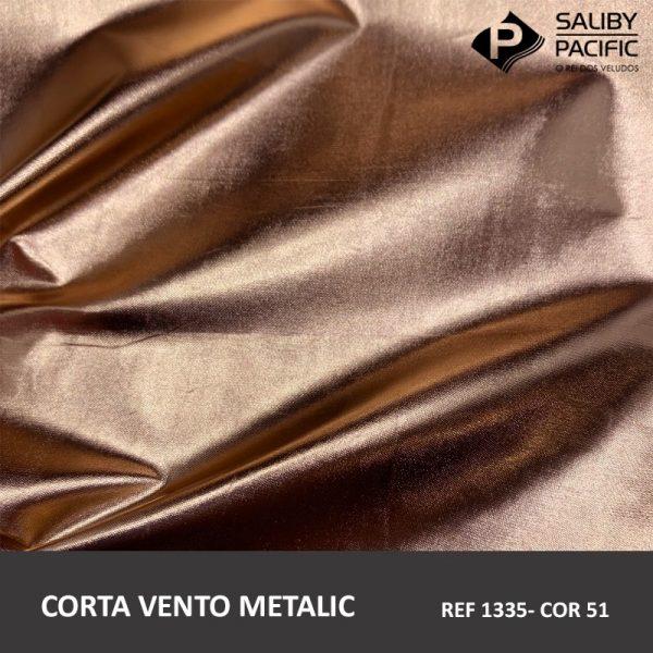 imagem corta vento metalic ref 1335 cor 51