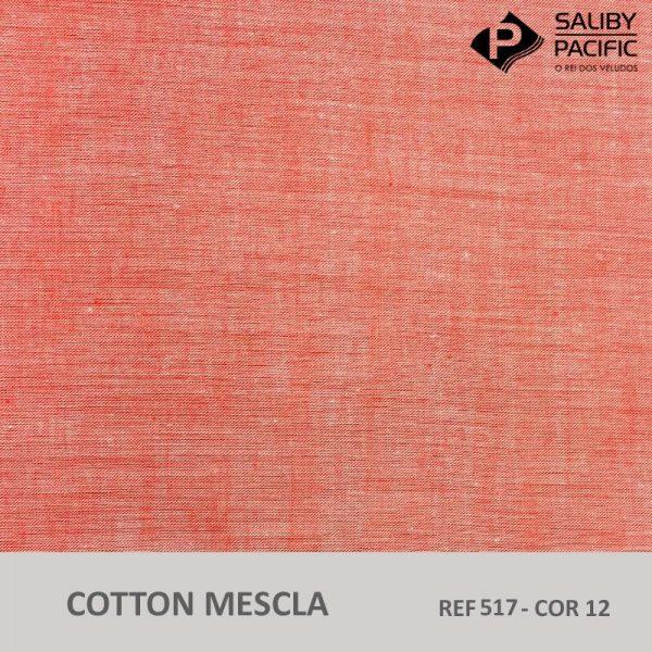 imagem cotton mescla ref 517 cor 12