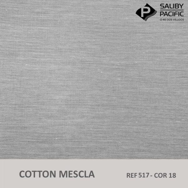 imagem cotton mescla ref 157 cor 18