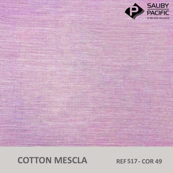 imagem cotton mescla ref 157 cor 49