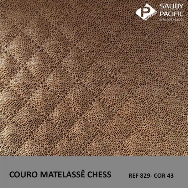 couro matelassê chess ref 21 cor 04