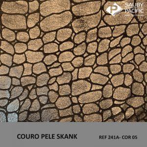 couro pele skank ref 241A cor 05