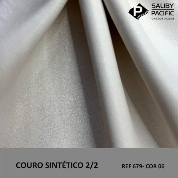 couro sintético 2/2 cor 06