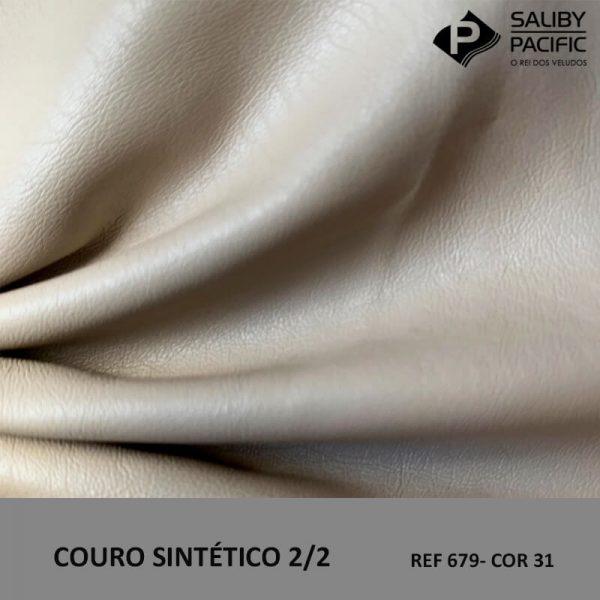 couro sintético 2/2 cor 31