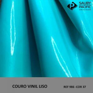 couro vinil liso ref 986 cor 37