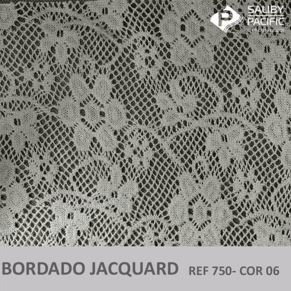 Imagem bordado jacquard brush REF 750 cor 06