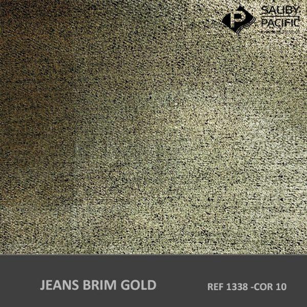 imagem jeans brim gold ref 1338 na cor 10