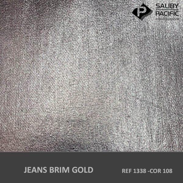 imagem jeans brim gold ref 1338 na cor 108