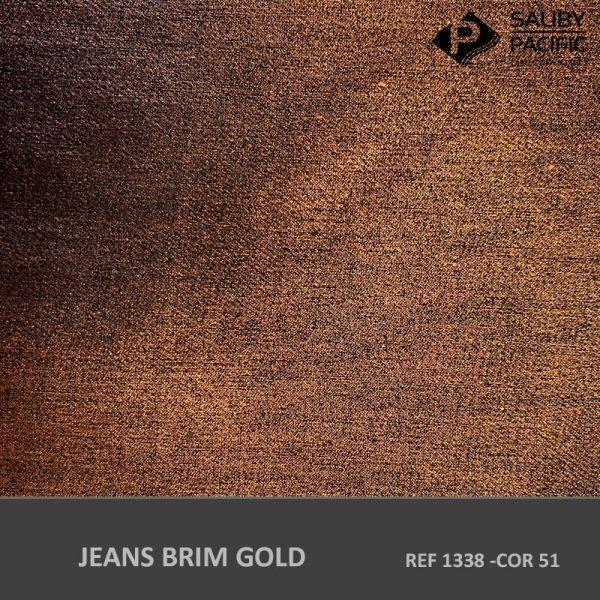 imagem jeans brim gold ref 1338 na cor 51