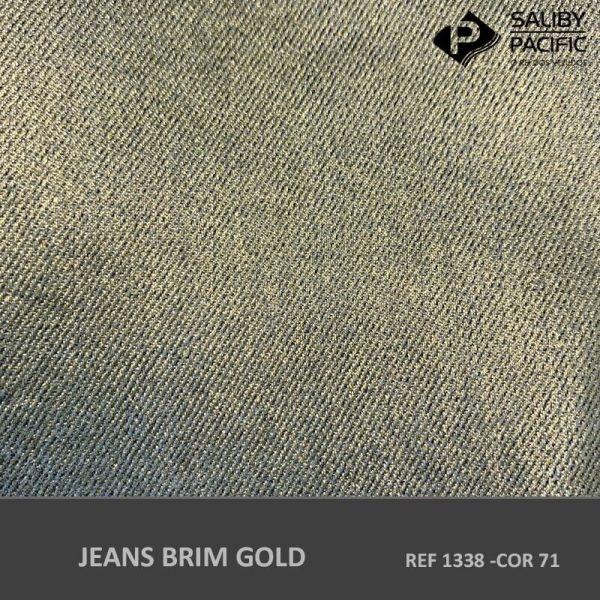 imagem jeans brim gold ref 1338 na cor 71