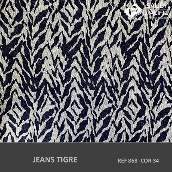 imagem jeans tigre ref 868 cor 34