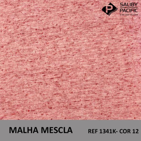 imagem malha mescla ref 1341 k cor 12