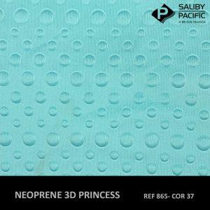 imagem neoprene 3d princess ref 865 cor 37