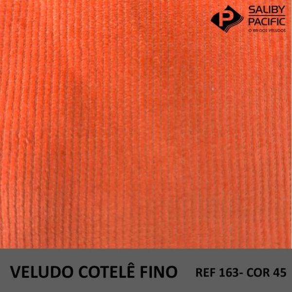 Imagem Veludo Cotelê Fino referência 163 cor 45