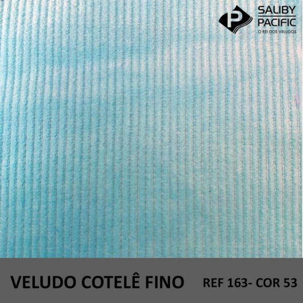 Imagem Veludo Cotelê Fino referência 163 cor 53