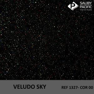 Imagem veludo sky ref 1327 cor 00